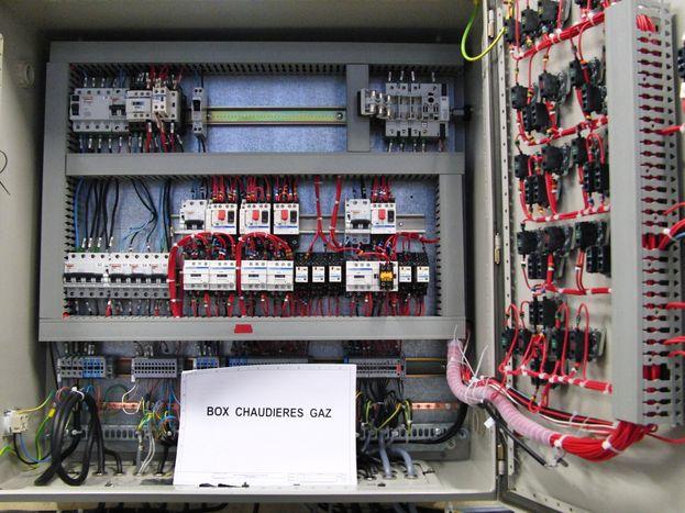 Andelec : Installation eléctrique