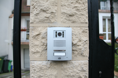 Andelec, installation interphone